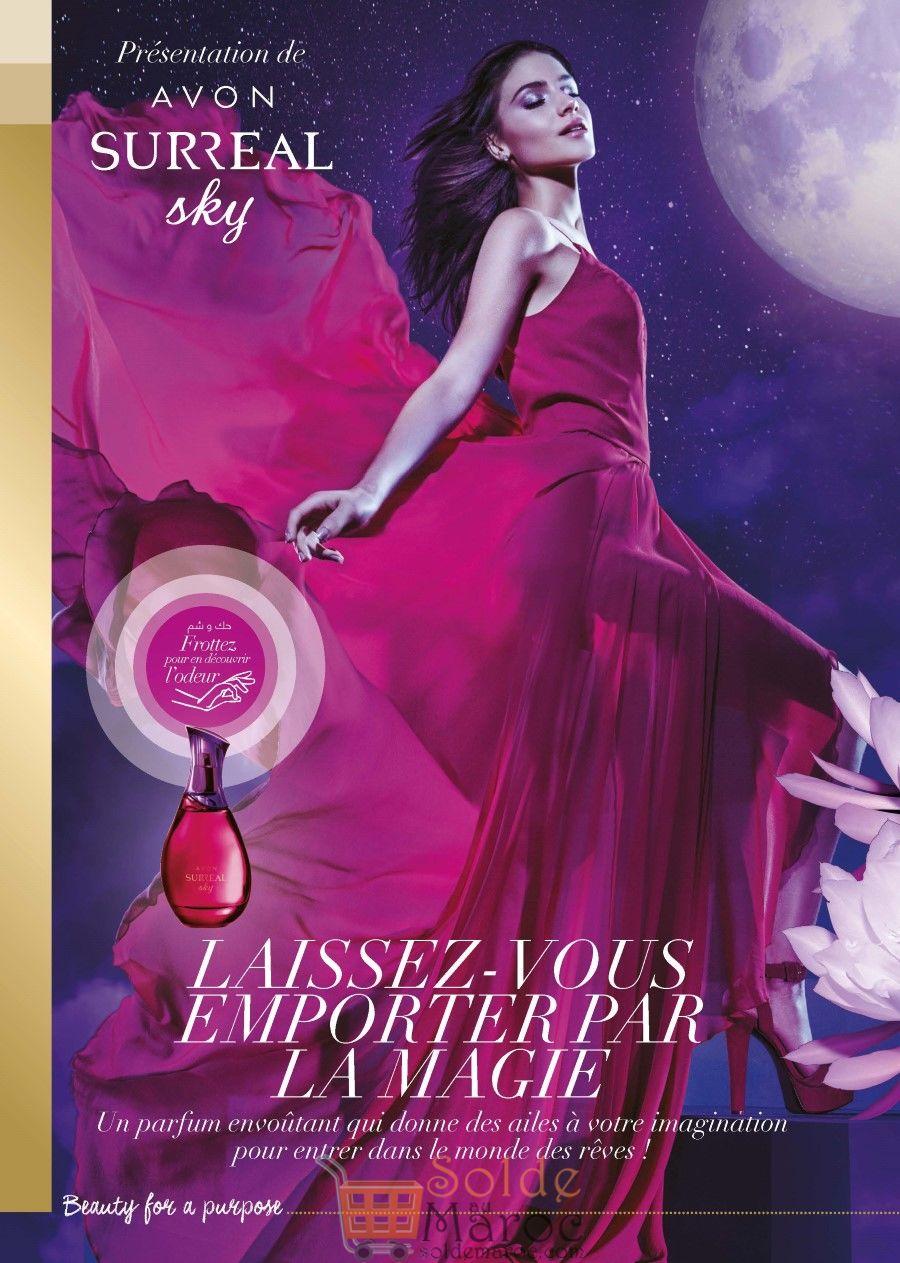 Catalogue Avon Maroc du 16 Mars au 12 Avril 2018