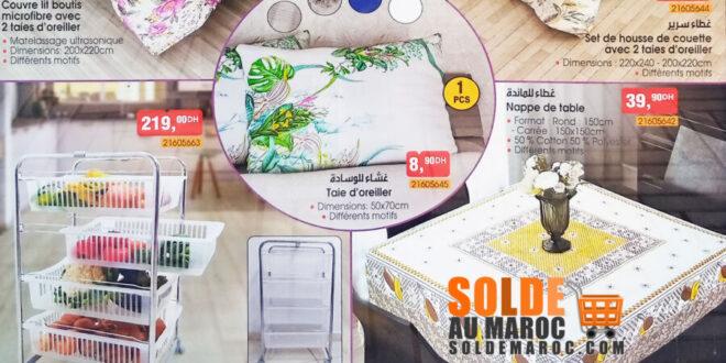 Catalogue Bim Région Bouskoura à partir du Vendredi 30 Octobre 2020