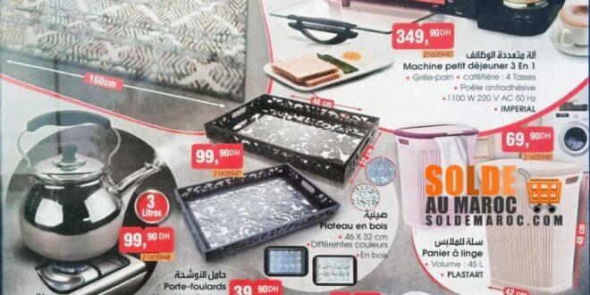 Catalogue Bim région Ain Sebâa Casablanca du Vendredi 29 Janvier 2021