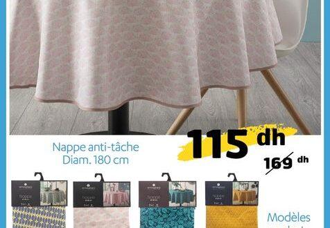 🍴 Découvrez toute l'offre art de la table en promotion avec des nouveautés !  🛒 Commandez directement sur notre site :https://bit.ly/3pdwtCJ 🚛 Livraison gratuite partout au Maroc à partir de 500 dh  💳 Paiement à la livraison                          (Alpha 55)